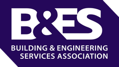 B&ES Building and Engineering Services Association Logo