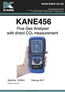 KANE456 Manual