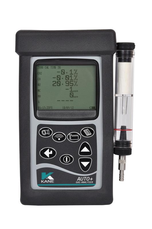 4 Gas Analyser